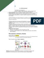 Generalidades de inmunologías