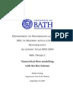 Mscthesis Matlab Code