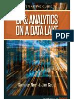 Bi & Analytics on a Data Lake
