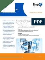Brochure Pivot3 Brand Awareness