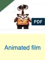 animated film - techniques  1