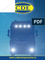 CDE Components Commercial Diesel and Electrical Catalogue (