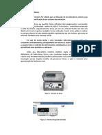 Relatório 5 - Instrumentação Eletrônica
