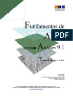 Tutorial ArcGIS 9.1 - Parte Practica