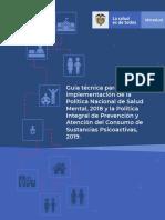 Guia Implementacion Politicas Salud Mental