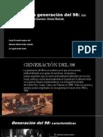 Autores de la generación del 98(1).pptx