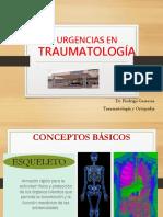 Urgencias de Traumatologia
