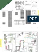 plano  electrico 994F