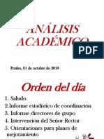PPP Análisis académico