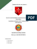 Frito-lay-caso de Estudio 2 Espinel, Perez, Rubio