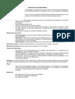 Cuestionario Mercantil III Examen Final.