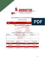 Op-prc-009-Sp10 Procedimiento de Escarificacion y Compactación de Vias