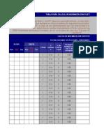 0.19plantilla Para Calcular Indemnizacion Sustitutiva