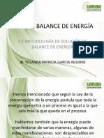 Metodologia Balance de Energia