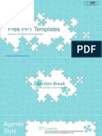 Abstract Puzzle PowerPoint Templates.pptx
