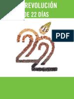 The 22 Day Revolution Recipe Serving Sizes Spanish (PDF)