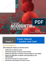 Chapter 7 financial accounting