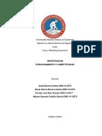 Investigación de Posicionamiento y Competitividad