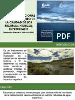 Metodos de monitoreo ambiental
