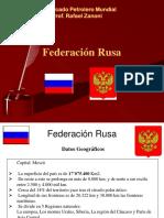 Petróleo en Rusia