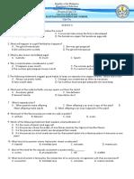 Science 5 Quiz