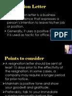 Resignation Letter.pptx