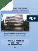 1er Año Portafolio 2019