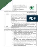 4.1.1.6. SOP Koordinasi Dan Komunikasi Lintas Program Dan Lintas Sektor