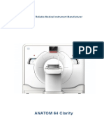 ANATOM 64 Clarity Specifications