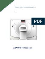 ANATOM 64 Precision Specifications