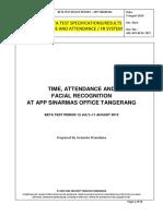 App Attendance Beta Test Report Aug 19 Final PDF
