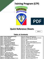 Jrtc Oct Handbook - Mar 15