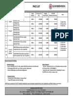 D-MAX Price Format Ex-Isd&Rwp(PDF)