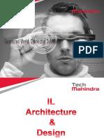 Comptel IL Architecture & Design Training v0.1