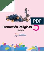 religión 5°