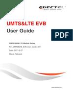 Quectel Umts&Lte Evb User Guide v2.1