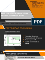 Análisis de inversión de un proyecto inmobiliario