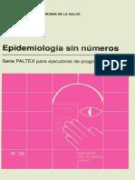 Epidemiologia sin numeros - Namoar de Almeida