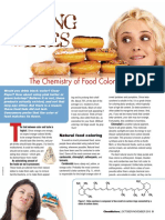 Chemmatters Oct2015 Food Colorings