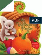My Thanksgiving Prayer by Crystal Bowman, Full Book