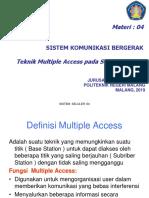 4.Materi 4 - Teknik Multiple Akses.ppt