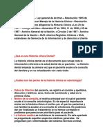 Qué es una Historia clínica Dental juli.docx