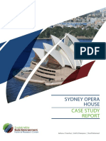Sydney Opera House - Case Study Report