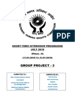 National Human Rights Commission Project