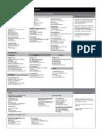 Directorio de Canales de Distribucion Siemens - Abril 2016