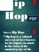 What is HipHop