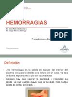 Pbm Hemorragias 2019 i Modificada