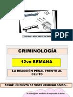 12va Clase Criminologia