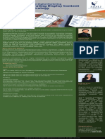 PCDM - Creating and Curating Display Content in Your Digital Strategy
