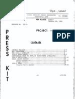 Isis-A Press Kit